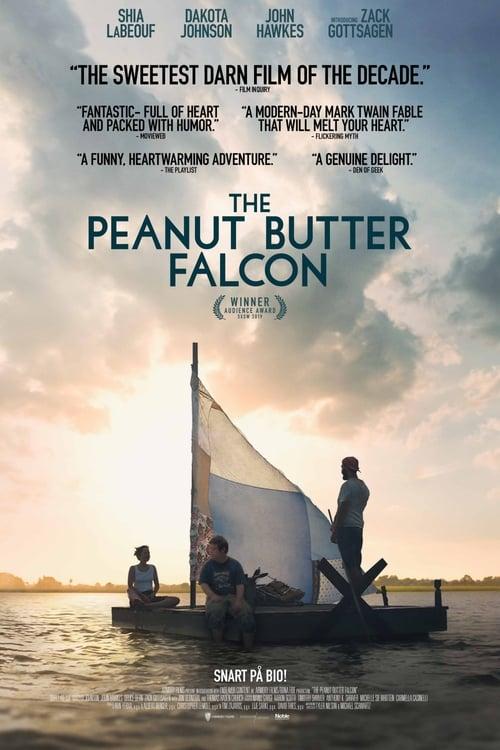 Poster för The Peanut Butter Falcon - Banner