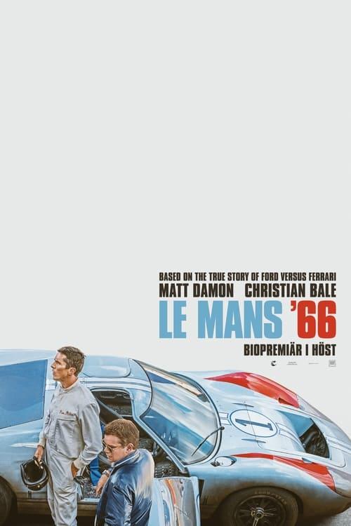 Poster för Le Mans 66
