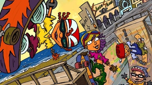 Assistir Rocket Power S01E25 – 1×25 – Dublado