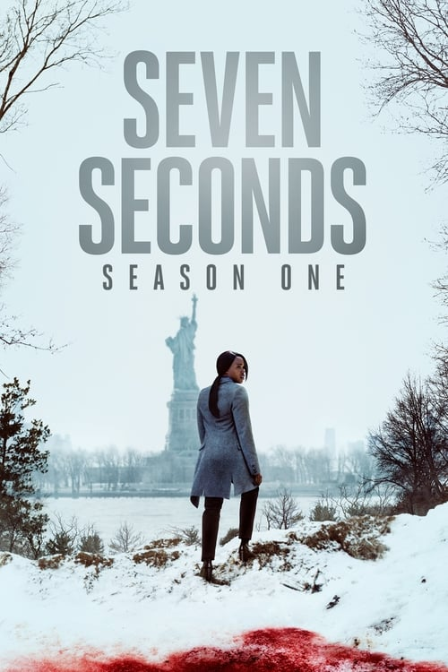 Cover of the Season 1 of Seven Seconds
