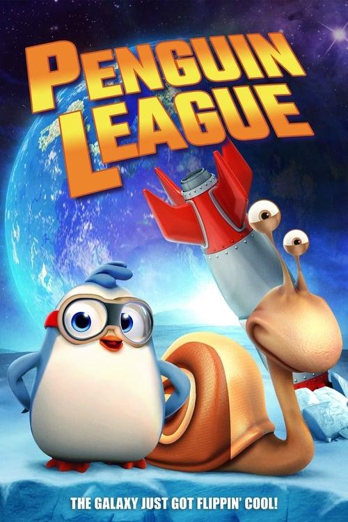 watch Penguin League full movie online stream free HD
