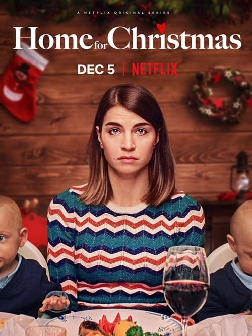 Cover of the Season 1 of Home for Christmas