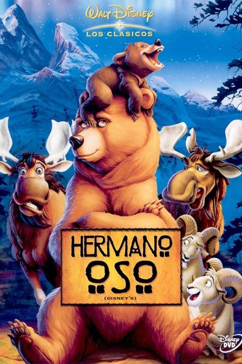 Hermano oso (2003) Repelisplus Ver Ahora Películas Online Gratis Completas en Español y Latino HD