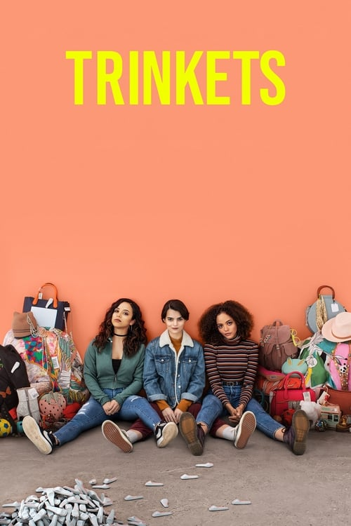Cover of the Season 1 of Trinkets