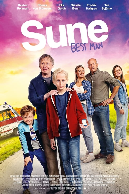 Poster för Sune - Best man