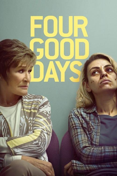 Four Good Days 2021 - Dublado e Legendado 5.1 WEB-DL 1080p – Download