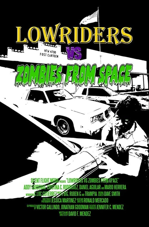 watch Lowriders vs Zombies from Space full movie online stream free HD