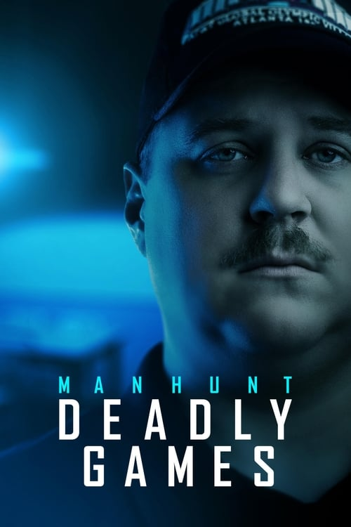 Cover of the Deadly Games of Manhunt