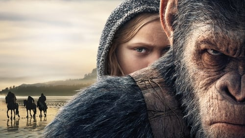 War for the Planet of the Apes (2017) Watch Full Movie Streaming Online
