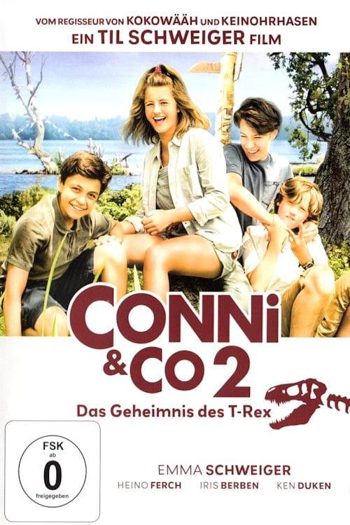 Conni & Co 2 - The secret of the T-Rex