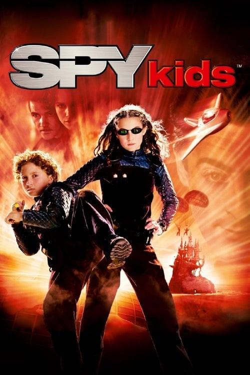 Spy Kids: Špióni v akcii