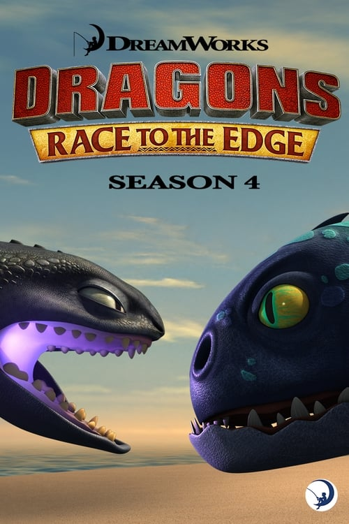 Cover of the Season 4 of Dragons: Race to the Edge