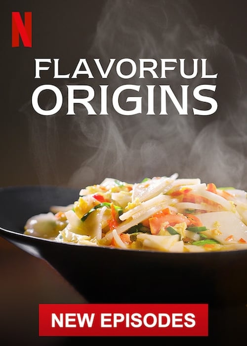 Cover of the Season 2 of Flavorful Origins