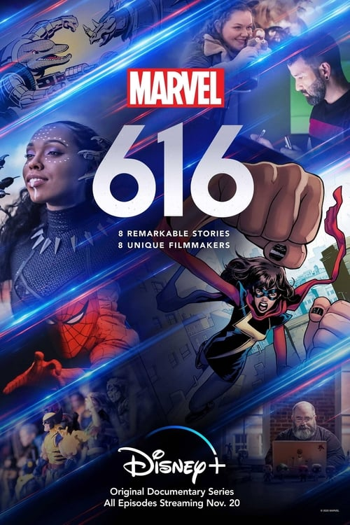 Watch Marvel's 616 Online