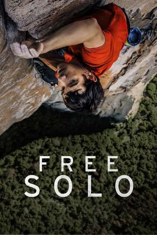 Free Solo (2018) Poster