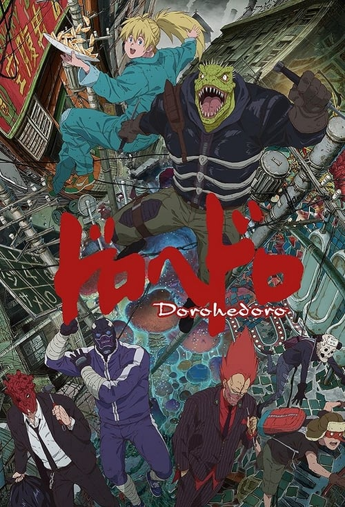 Watch Dorohedoro Online