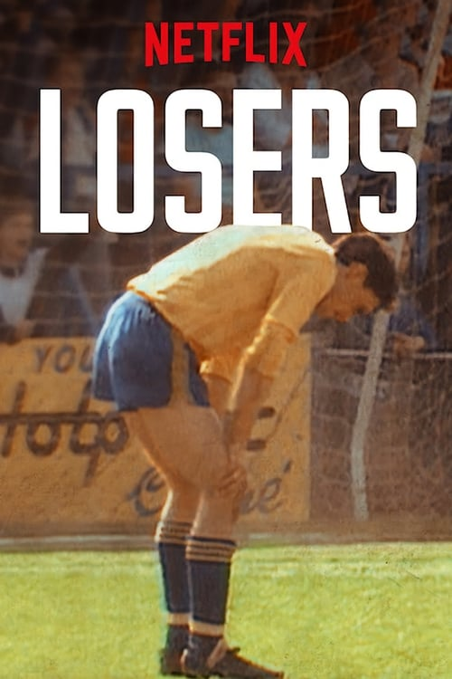 Cover of the Season 1 of Losers