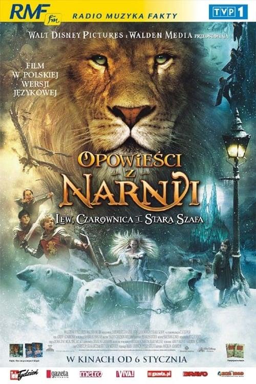 Opowieści z Narnii: Lew, Czarownica i Stara Szafa-online-cda-lektor-pl