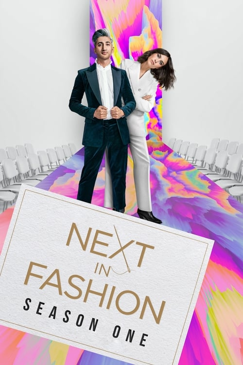 Cover of the Season 1 of Next in Fashion