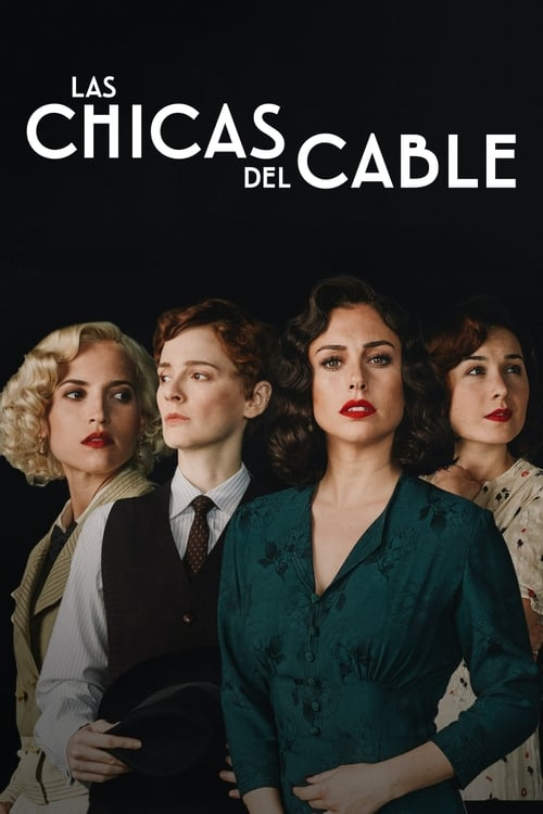 Cover of the Final Season: Part 1 of Cable Girls