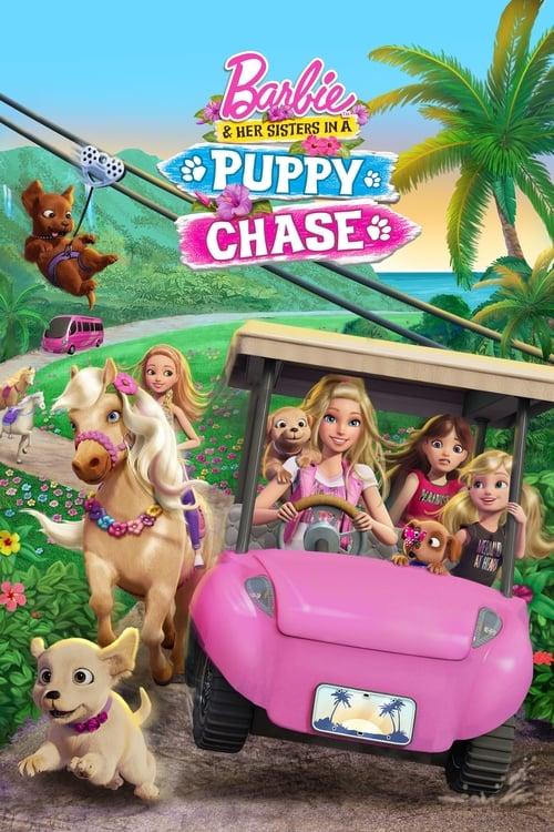 Barbie: Zachraňte psíkov