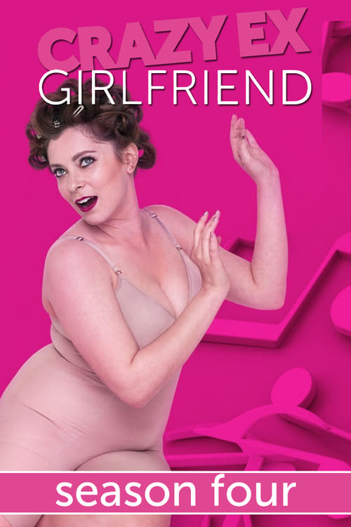 Cover of the Season 4 of Crazy Ex-Girlfriend