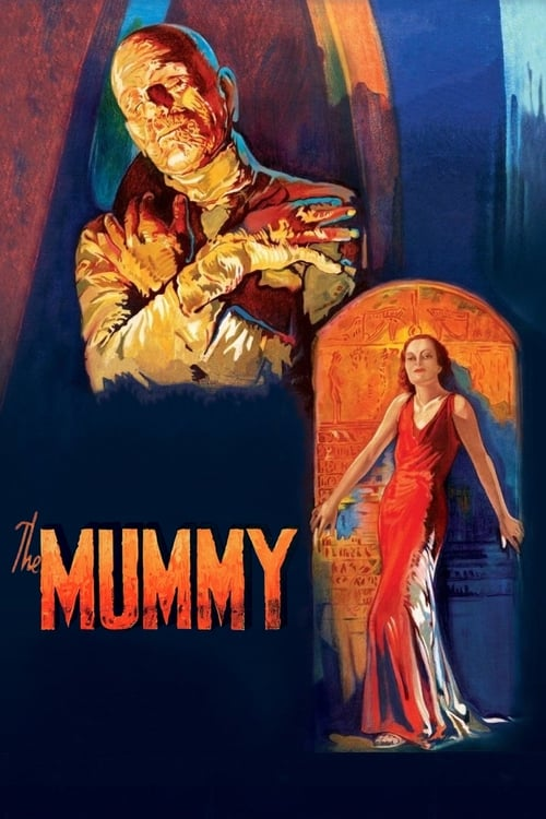 The Mummy (1932) Watch Full Movie Streaming Online
