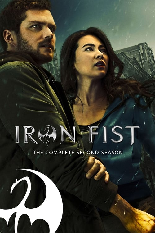 Cover of the Season 2 of Marvel's Iron Fist