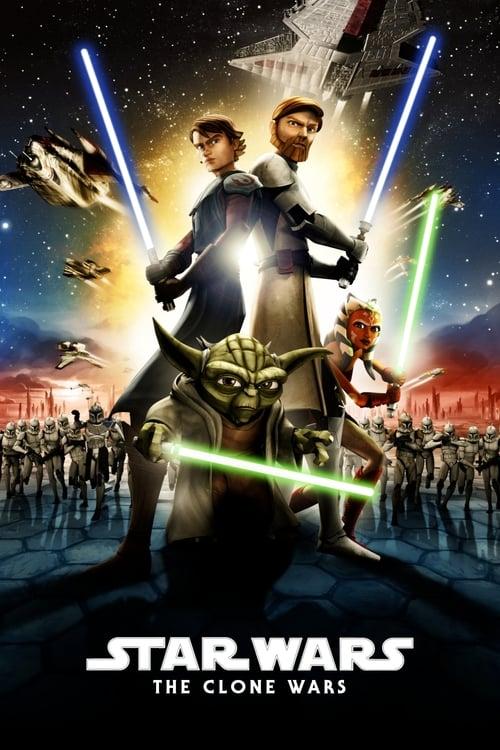 Star Wars: Klonové vojny