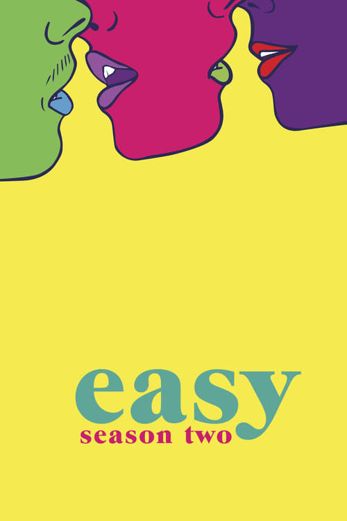 Cover of the Season 2 of Easy
