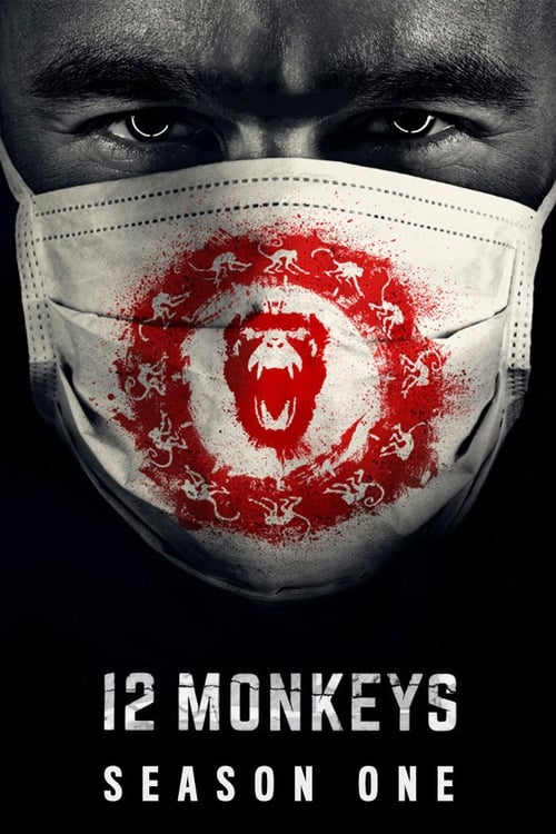 Cover of the Season 1 of 12 Monkeys