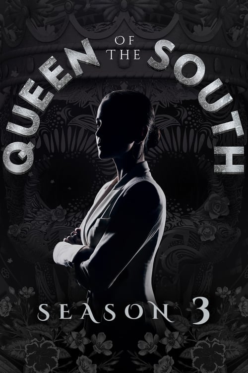 Cover of the Season 3 of Queen of the South