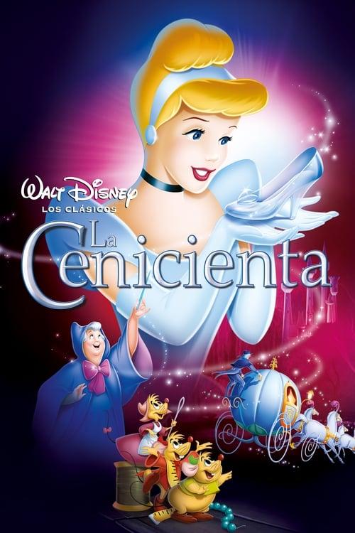 La Cenicienta (1950) Repelisplus Ver Ahora Películas Online Gratis Completas en Español y Latino HD