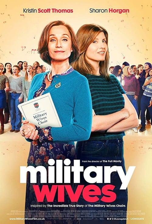 Military Wives movie poster