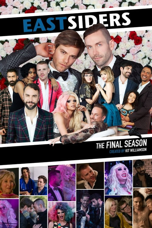 Cover of the Season 4 of EastSiders