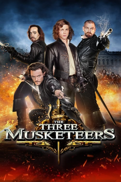 Watch The Three Musketeers Online