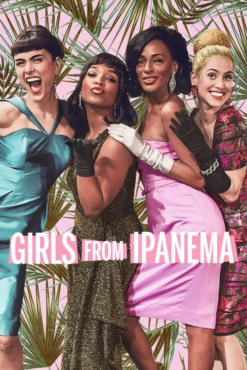 Cover of the Season 2 of Girls from Ipanema