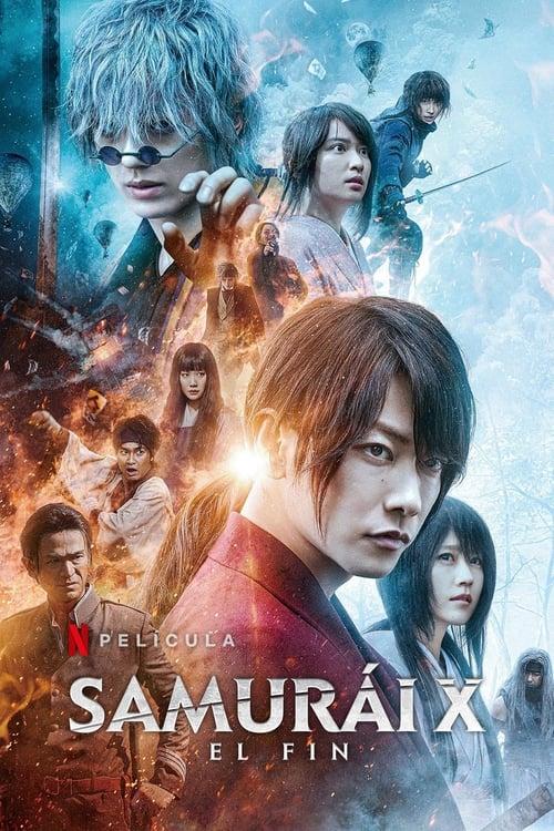 Kenshin, el guerrero samurái: El final (2021) Repelisplus Ver Ahora Películas Online Gratis Completas en Español y Latino HD
