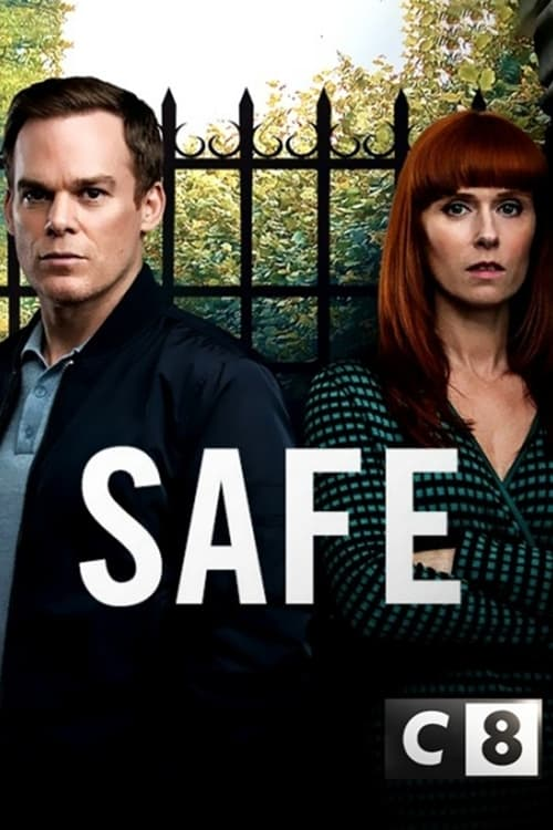 Cover of the Season 1 of Safe