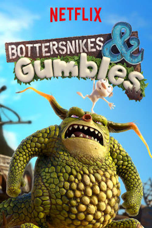 Cover of the Season 2 of Bottersnikes & Gumbles