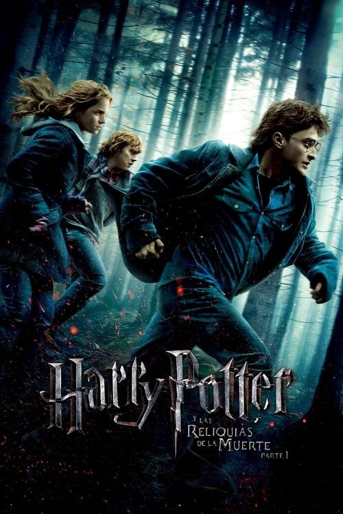 Harry Potter y las Reliquias de la Muerte - Parte 1 (2010) Repelisplus Ver Ahora Películas Online Gratis Completas en Español y Latino HD