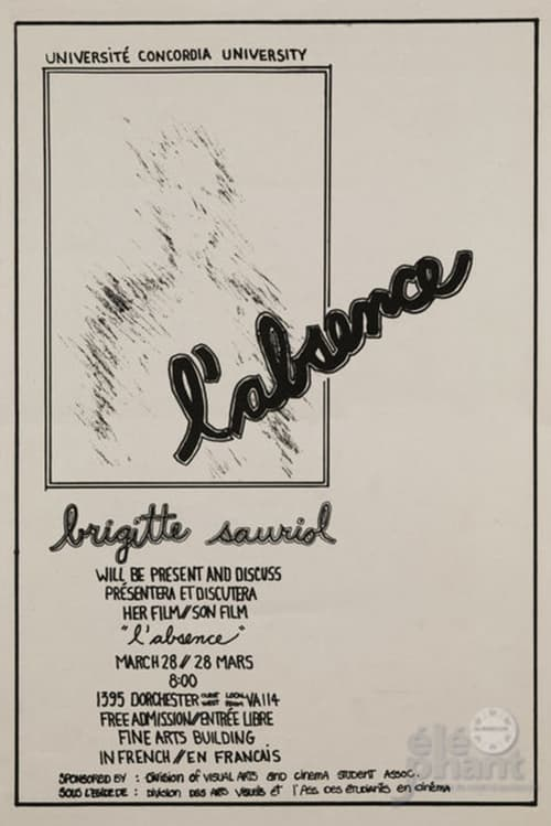 L'absence 1976