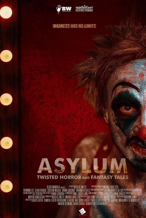 Watch ASYLUM: Twisted Horror and Fantasy Tales Online