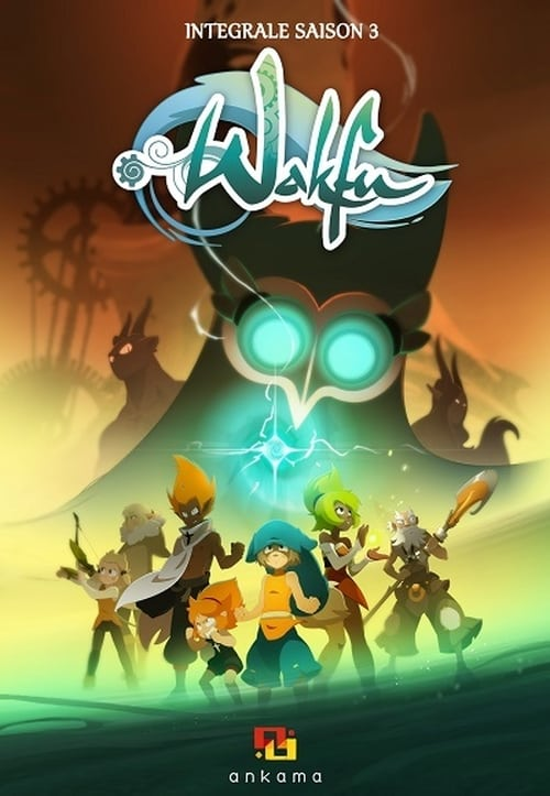 Cover of the Season 3 of Wakfu