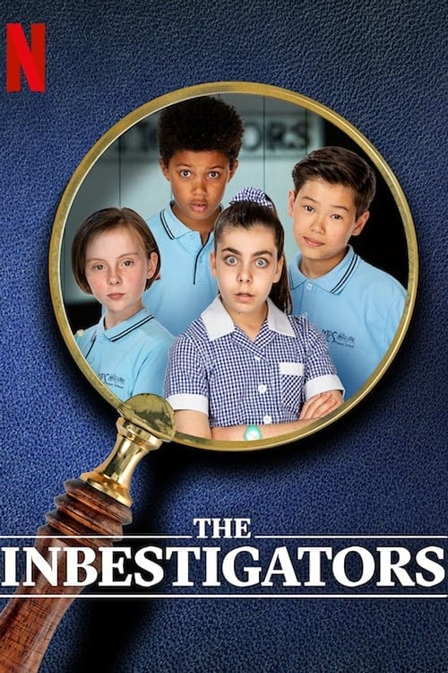 Cover of the Season 1 of The InBESTigators