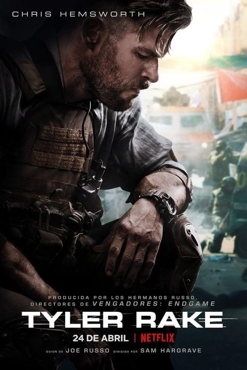Tyler Rake (2020) Repelisplus Ver Ahora Películas Online Gratis Completas en Español y Latino HD