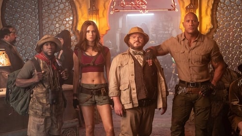 Jumanji: The Next Level (2019) Watch Full Movie Streaming Online