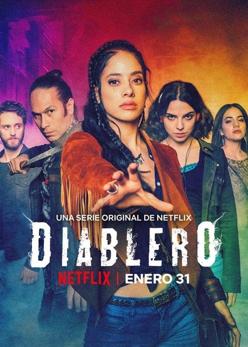 Cover of the Season 2 of Diablero