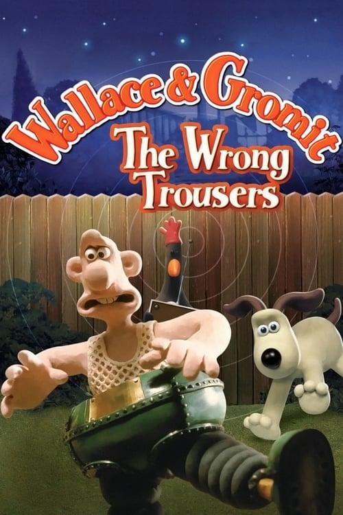 Wallace ve Gromit - Yanlış Pantolon