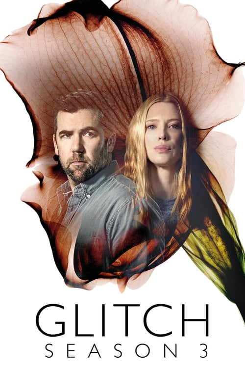 Cover of the Season 3 of Glitch